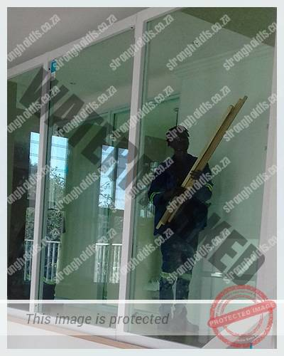 Bullet Resistant Glass wall Paneling 1