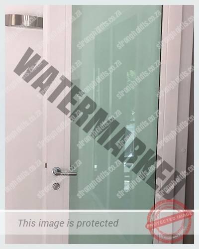 G1 Glass Antibandit Door 1