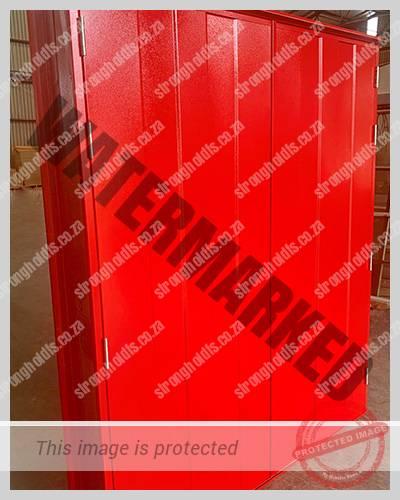 Powder Coated Transformer Door 1