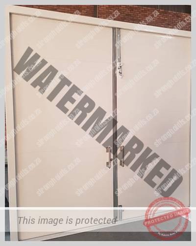 Steel doors 5 1