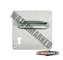 LATCH HANDLE TH120 BP STAINLESS STEEL 1