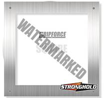 VIEWING PANELS STAINLESS STEEL square 1